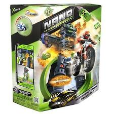 Xconcepts Nano Speed Moto Meltdown Race Track Set with Micr Super Bike