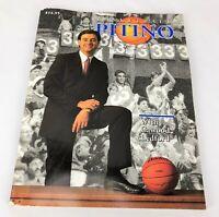 Kentucky Wildcats Basketball Rick Pitino Style Signed Autographed Magazine 1990