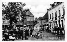 Netherlands Sluis (Holland) Kade, Bicycles, Bikes, Auto Bus, Tea, Motor Scooter