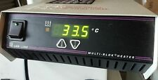 Lab-Line Multi-Block Heater 2001