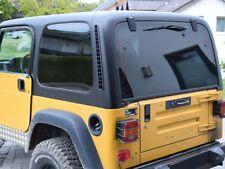 Tönungsfolie passgenau Jeep Wrangler II TJ