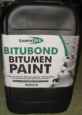 BOND IT 25 LITRE  BITUMEN PAINT BITUBOND WATER PROOFING BITUMOUS 25L BITUBOND
