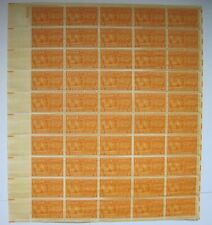U.S. Special Delivery E16 Full Sheet