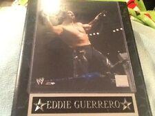 WWE Eddie Guerrero Plaque