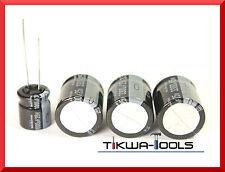 Reparatur Set BMW E60 E61 NAVI CCC Kondensator 3300uF 18x20 + 1000uF Power Board