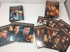 Macgyver Season 1 & 2 Dvds