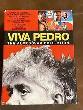 Viva Pedro - The Almodovar Collection (DVD, 2007, 9-Disc Set)