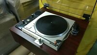 Technics SL-1000 MKII P Superb Vintage Broadcast Turntable. Free shipping in EU!