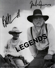 LONESOME DOVE -  Robert Duvall & Tommy Lee Jones Autographed Copy  DOVE-02