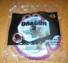 2014 How to Train Your Dragon 2 McDonalds Happy Meal Toy - Stormfly Disc #5