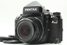 [EXC+4] PENTAX 67 II AE Finder Medium Format w/ SMC P 90mm f/2.8 Lens from JAPAN