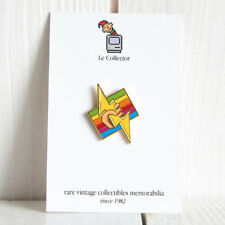 Apple Evangelist lapel pin collector limited edition pin's Apple computer