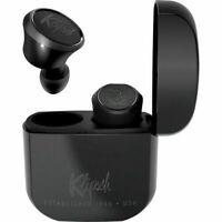 Klipsch T5 True Wireless In-Ear Earphones (Black/Black)