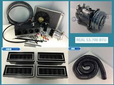 A/C KIT UNIVERSAL UNDERDASH EVAPORATOR COMPRESSOR 2A 404 HEAT & COOL RL