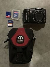 Canon PowerShot SX110 IS 9MP 10x Optical Zoom Lens UVGC Tested Fully functional