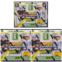 2020 Contenders Optic Football 3 Hobby Box BREAK (Random Teams)