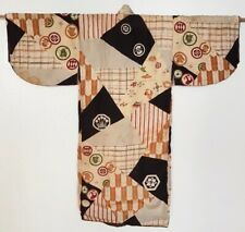 Vintage / Antique - Japanese Silk Kimono for boys - Handmade - Great for Display