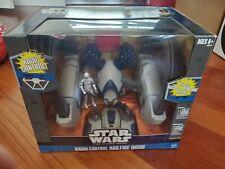 Radio Control Hailfire Droid - Star Wars Clone Wars w/ Trooper RC - New Complete