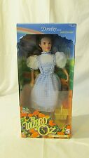 TREVCO THE WIZARD OF OZ YELLOW BRICK ROAD COLLECTION DOROTHY W/TOTO SOFT DOLL