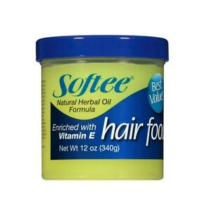 Softee Hair Food 12oz - Australia Stock