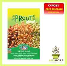 Sprouts Alive Mixed Salad - Great Flavours & Textures, a Rich Source of Protein