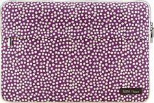 Targus DESIGNER Series Expression 15.6 Laptop Sleeve Violet TLS026US
