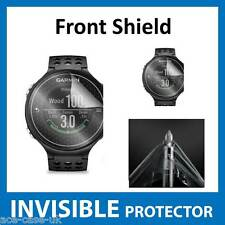 Garmin Approach S6 invisible front screen protector shield niveau militaire