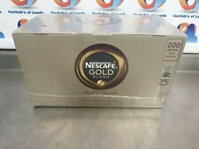 NESCAFE 1 CUP STICK SACHETS GOLD BLEND X 200 (M)
