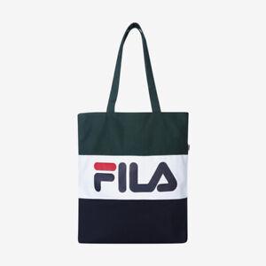 FILA Official Original Blocking Eco Tote Bag Green FS3BCB5302X