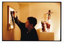 Robert Combas Musée de l'érotisme Paris Tirage couleurs d'époque 1998