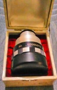 Kowa Vidoscope Super 16 2X Projector Anamorphic Lens