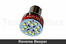 12V Reversing Beeper Back Up Alarm Warning Alert Bleeper SMD LED Light Bulb 1058