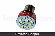 12V Reversing Beeper LED Bulb BA15S,P21W,1156,7506,3497, Back Up Bleeper 1058
