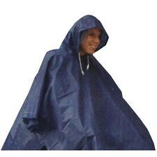 Filmer Regencape 46851, marine blau, Regen Jacke Überwurf Fahrrad Regen Mantel