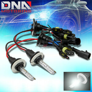9006 4300K XENON HID OE LOW BEAM HEADLIGHT KIT/35W LIGHT BULBS CIVIC ACCORD MIT