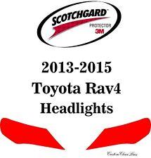 3M Scotchgard Paint Protection Film Clear Bra Pre-Cut 2013 2014 2015 Toyota Rav4