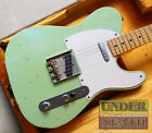 Fender CS Master Built Series 1955 Telecaster Relic by Jason Smith for sale