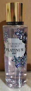 Victoria's Secret Platinum Ice Body Mist 8.4fl Oz For Women Limited Edition