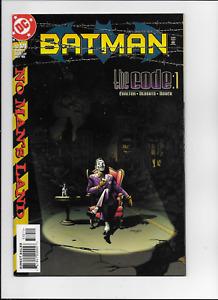 Batman #570 No Man's Land 2nd DCU Appearance Harley Quinn DC Comics 1999