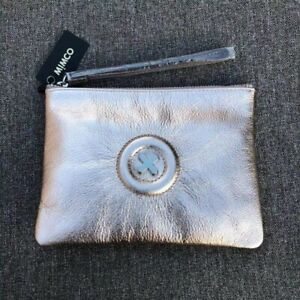 MIMCO LOVERLY ROSE GOLD MEDIUM POUCH • AUTHENTIC RRP $99.95