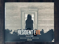 Resident Evil 7 VII PS4 Collector's Edition BOX & SLEEVE ONLY (NO GAME!) Capcom
