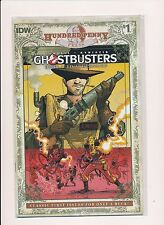 IDW Ghostbusters Displaced Aggression #1, Hundred Penny Press  2011 ~ NM (HX550)