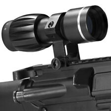 Barska Tactical 5x30mm Magnifier w/Rings for Red Dot & Electro Sight, AW11654