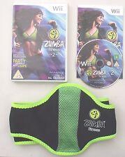 Zumba Fitness 2 Wii PAL