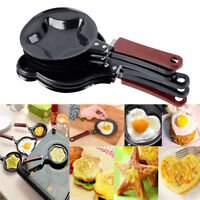 1 Egg Pan Non Stick Frying Pan Small Pancake Cookware for Kitchen/Baby Food