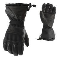 RST Paragon CE Waterproof Motorbike Motorcycle Winter Gloves Black