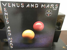 McCartney/Wings-Venus and Mars Japan Import LP Excellent Copy Near Mint