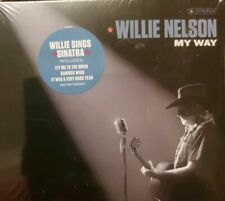 Willie Nelson - My Way   CD (NEW SEALED)!!!