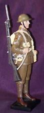 Statuette Soldat Britannique 1ère guerre mondiale