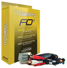 Maestro - Installation Harness for Select 2006 and Later Ford, Lincoln, Mazda